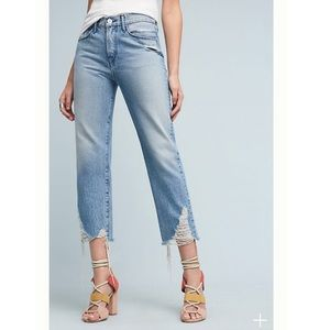 3x1 W3 Higher Ground Boyfriend Cropped Jeans